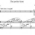 Reynaldo Hahn — The perfect hour