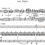 Л. Люцци — Ave, Maria