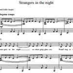 Bert Kaempfert — Strangers in the night / Берт Кемпферт — Путники в ночи