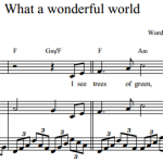 Bob Thiele — What a wonderful world