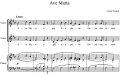Cesar Franck - Ave Maria