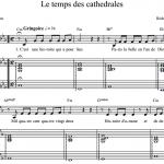 Ричард Коччианте — Время соборов / Richard Cocciante — Le temps des cathedrales