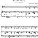 Ричард Адлер и Джерри Росс / Richard Adler and Jerry Ross — Hernando's Hideaway