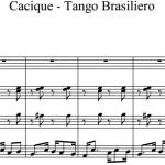 Attilio Bernardini — Cacique — Tango Brasiliero