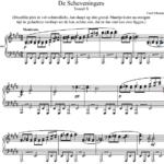 Карел Оберштадт / Carel Oberstadt – De Scheveningers — Toneel X из оперы De Scheveningers