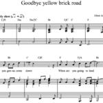 Элтон Джон / Elton John — Goodbye yellow brick road